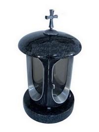 lampion metalowy srebrny  cena: 250 zł